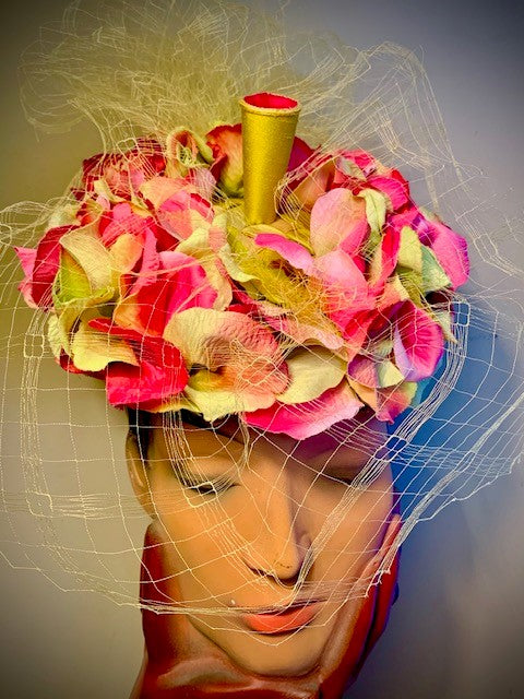 B Unique with Millinery Hack: Stock to Chic - 3rd Oct - [Phillip Rhodes]