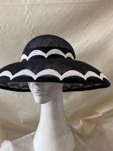 B Unique with Millinery 101 - Sinnamay Blocking (The Neil Grigg Way) - 8th June - [Virtual Workshop] - B Unique Millinery