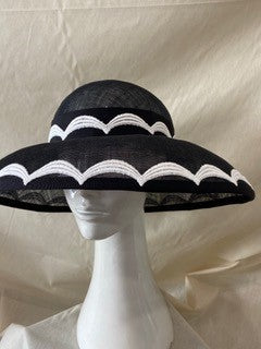 B Unique with Millinery 101 - Sinamay Blocking#2 (The Neil Grigg Way) - 10th July - B Unique Millinery