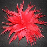 Goose Feather Flower (F0029) - US - B Unique Millinery