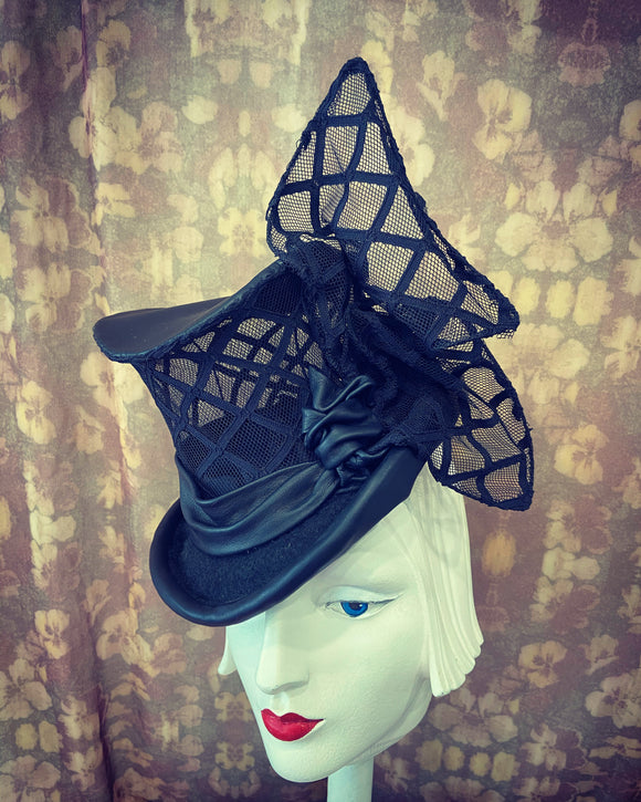 B Unique Masterclass with Wire Steam Punk Top Hat - 12th Mar - [Neil Grigg]