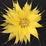 Spikey Feather Flower Large (EF1099) - US