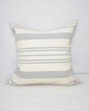 Load image into Gallery viewer, Reversible Stripes Washable Pillow Cover