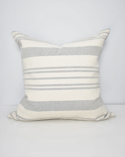 Reversible Stripes Washable Pillow Cover