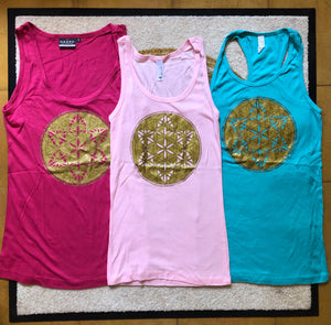 Tank Top Center of Love Women - Made in Switzerland (approx. Rs. 3984)