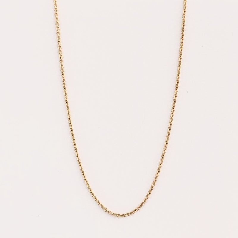 14Kt Solid Gold Chain