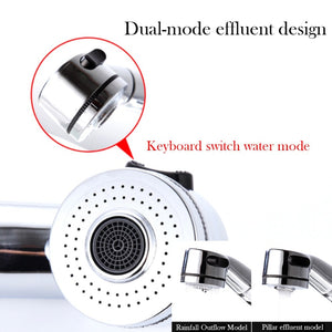 Height Adjustable Extendable Sink Tap