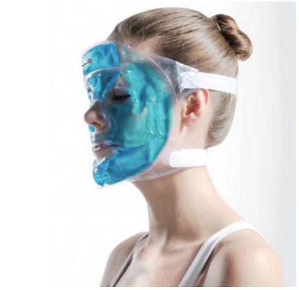 Cold Gel Face Mask