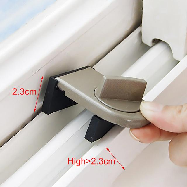 Window Safety Lock