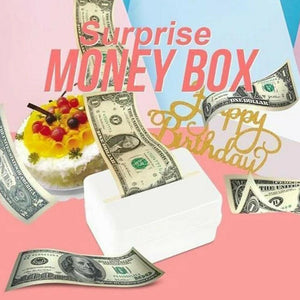 Cake Money Dispenser 50% Off Mothers Day Special