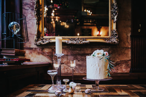 Counting house - pub wedding