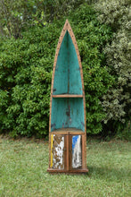 Load image into Gallery viewer, Totally Rustic Large Boat Hull Shelving Unit.