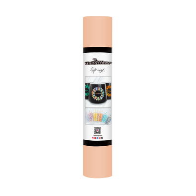 NEW TECKWRAP Vinyl Transfer Paper Gray Grid Perfect Alignment for Permanent Adhesive Craft Vinyl