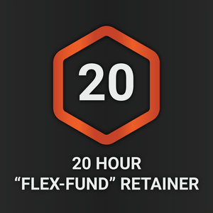 "20 Hour ""Flex-Fund"" Retainer"