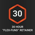 "30 Hour ""Flex-Fund"" Retainer"