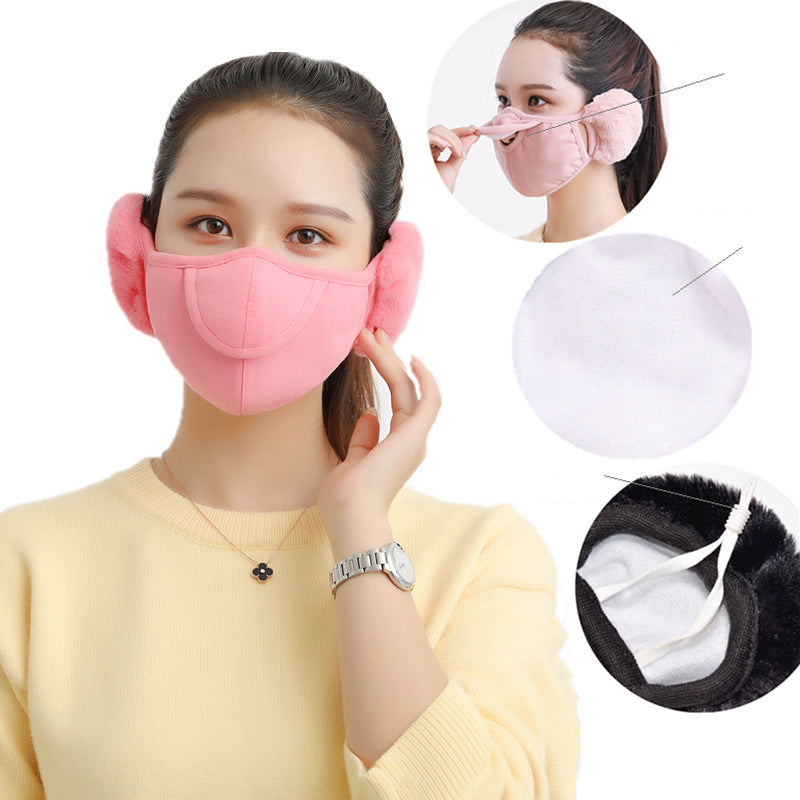 Earmuffs Mask