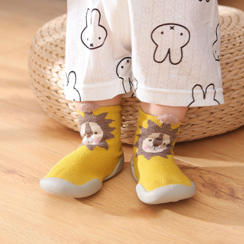 Children Floor Shoes Softsoles Walking Shoes Baby Shoes