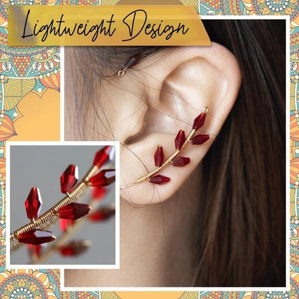 Vintage Ear Cuff Earrings
