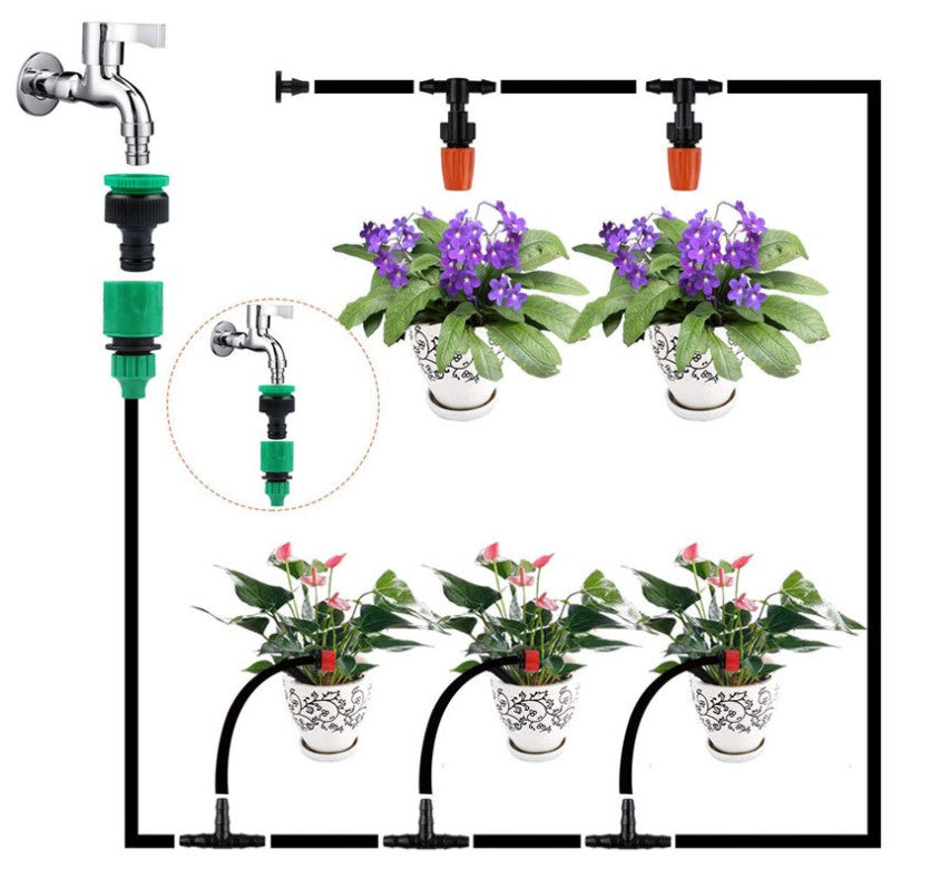 2021 Mist Cooling Automatic Irrigation System