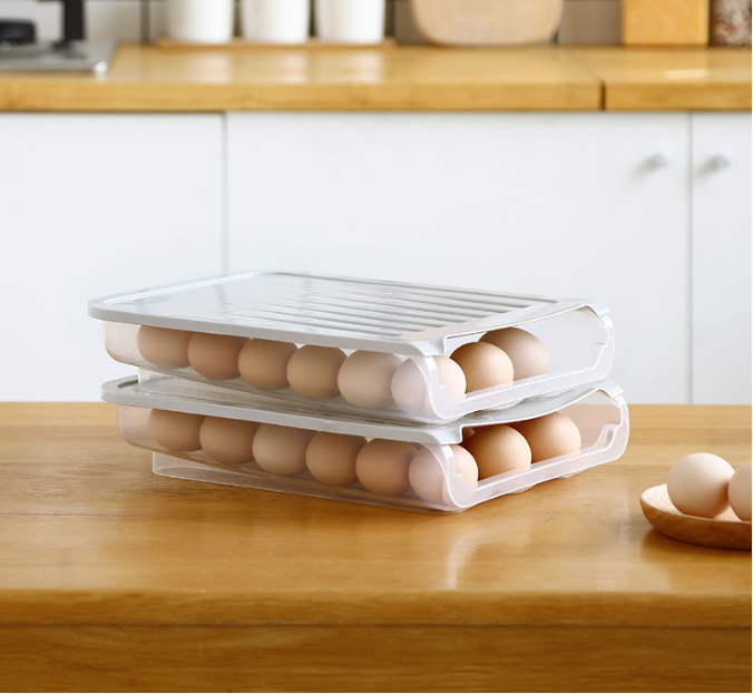 Egg Storage Box-Simple Style
