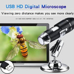Magic Zoom Microscope Camera