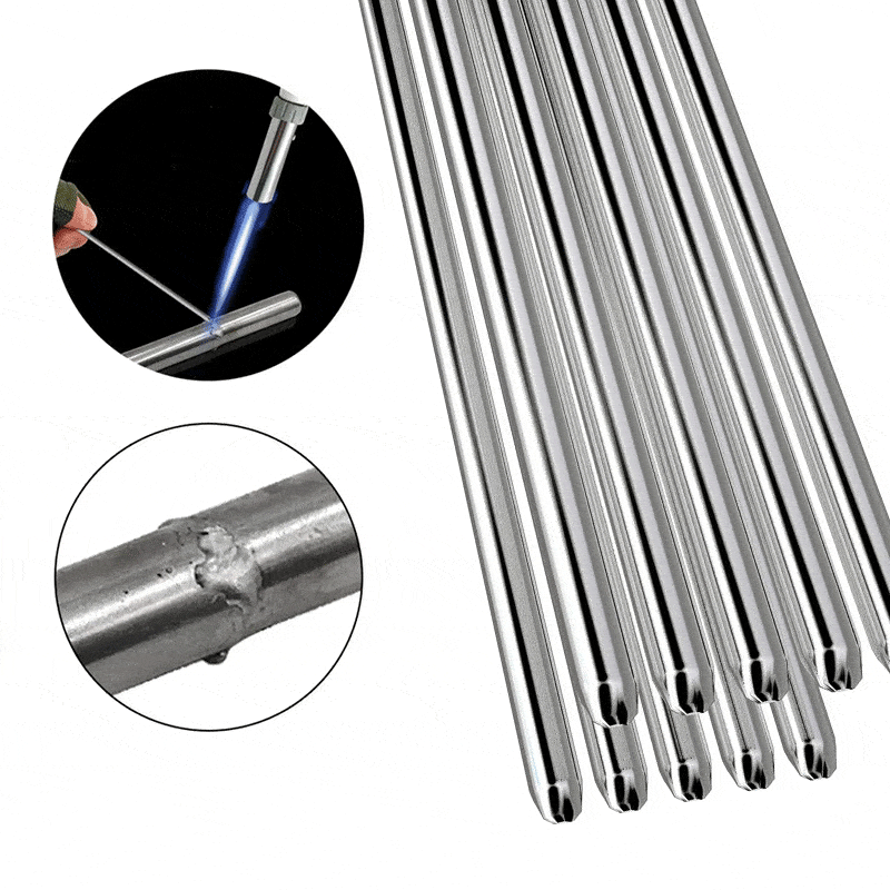 Practical Simple Welding Rods
