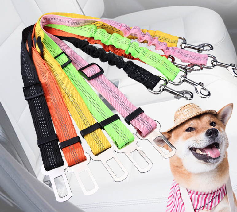 Groovy Adjustable Doggie Seat Belt