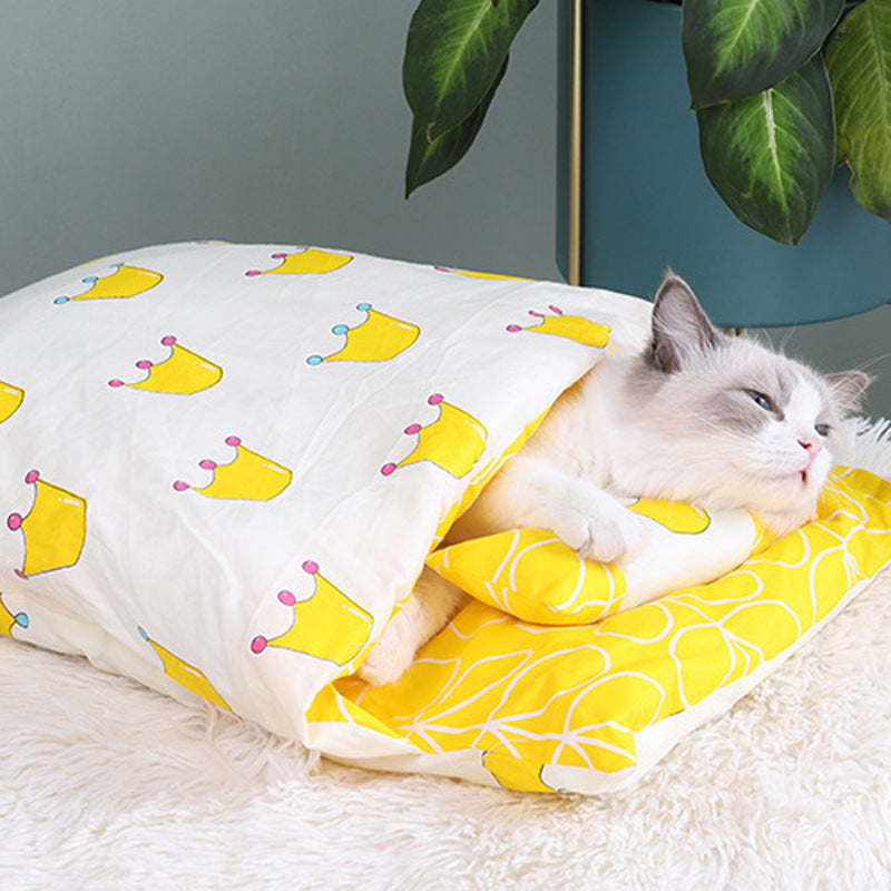 Warm Cat Cute Sleeping Bags