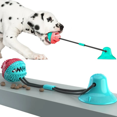 Suction Tug Toy - Keep Your Dog Busy for Hours