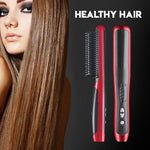 Hair Straightener Styling Comb