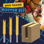 8mm Shank Router Bit