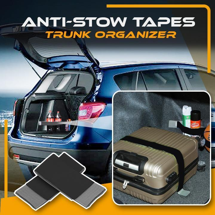 Car Trunk Fixing Belt Storage Tapes