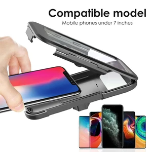 360° Adjustable Waterproof Universal Cell Phone Holder Stand