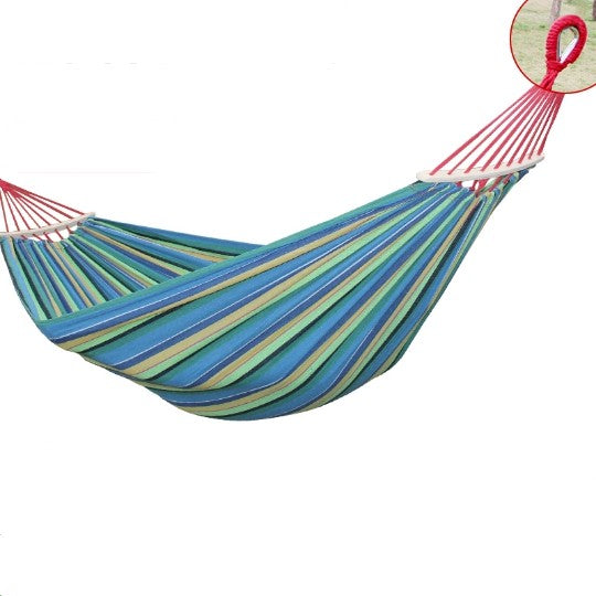 Ultimate Canvas Comfortable Leisure Camping Outdoor Camping Hammock