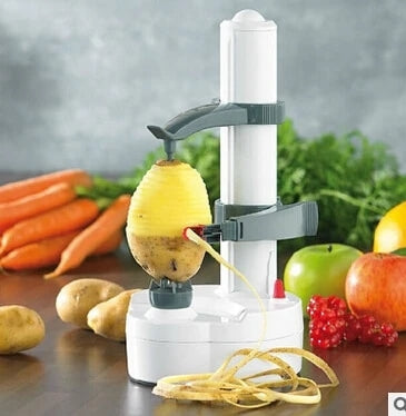 Stainless Steel Electric Fruit Peeler