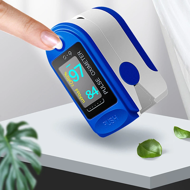 FOREIGN TRADE PULSE OXIMETER ACCURATE MEASUREMENT LED