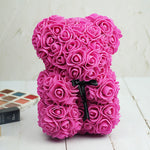 Rose Bear Gift for Your Love