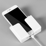 Wall-mounted Mobile Phone Charging Stand 2PCS