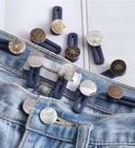 Retractable Jeans Button 3PCS