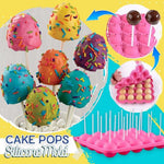 Cake Pops Silicone Mold