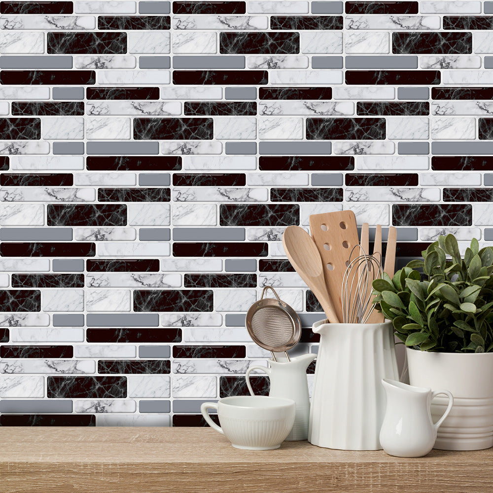 Creative Home Beautification 3D Tile Stickers