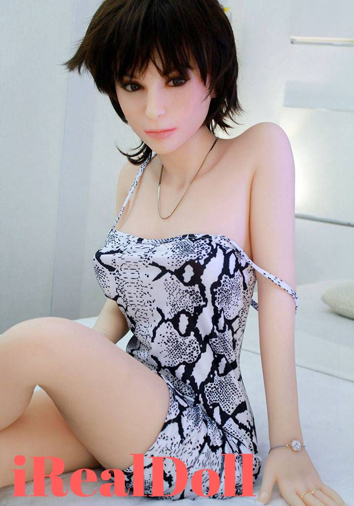 145cm TPE Sex Doll With Short-Hairs -irealdoll TPE love doll