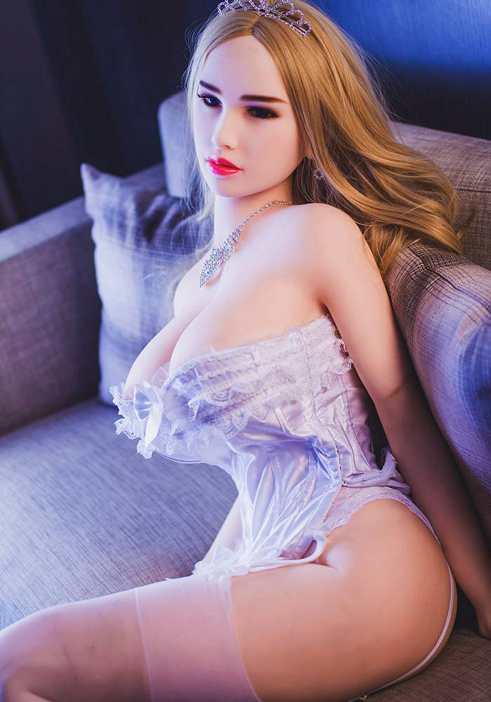 Alise 165cm B Cup Sex Love Dolls