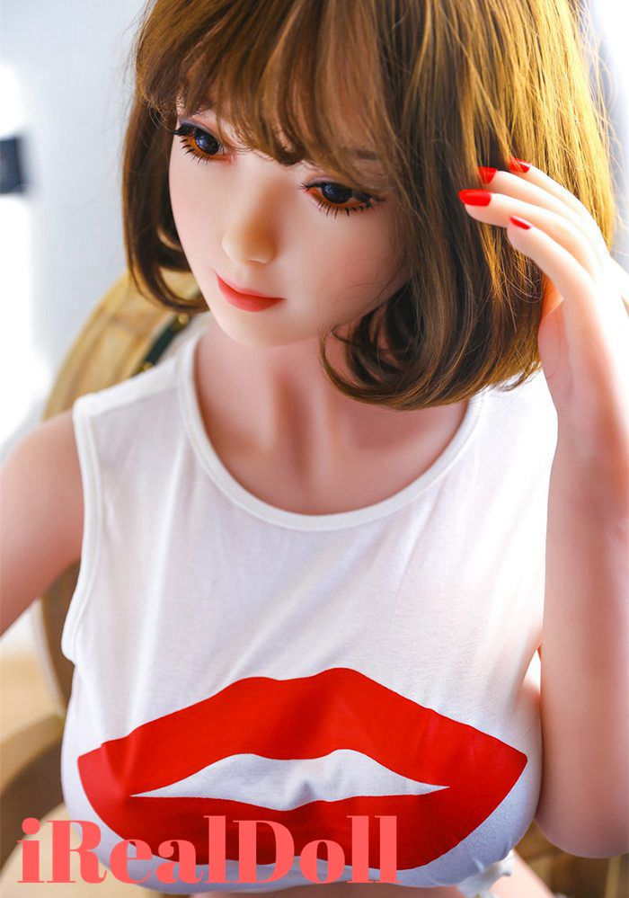 Brit 158cm B Cup Teen Love Doll -irealdoll TPE love doll