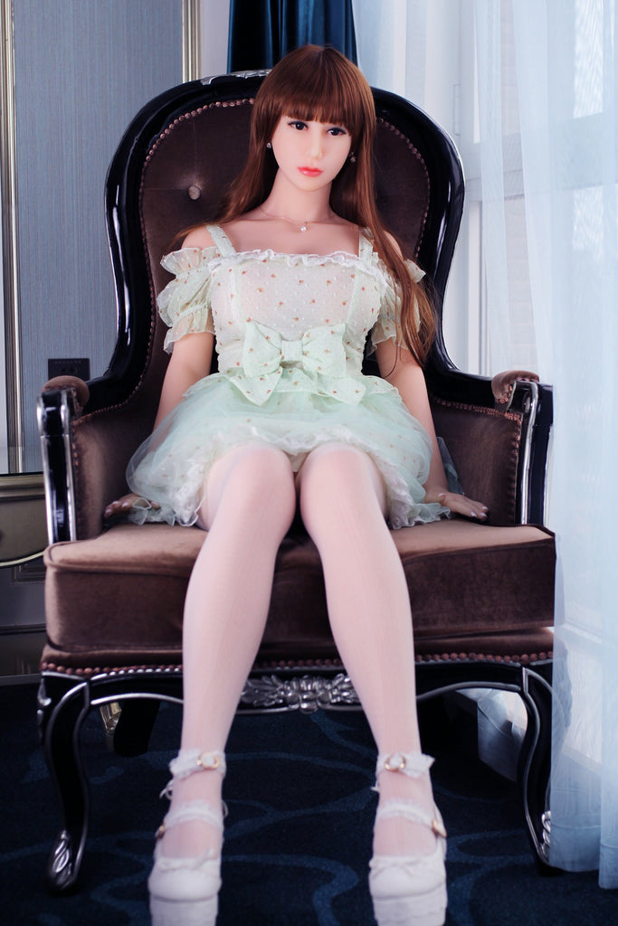 Anne 160cm B Cup Real Life Sex Doll -irealdoll TPE love doll