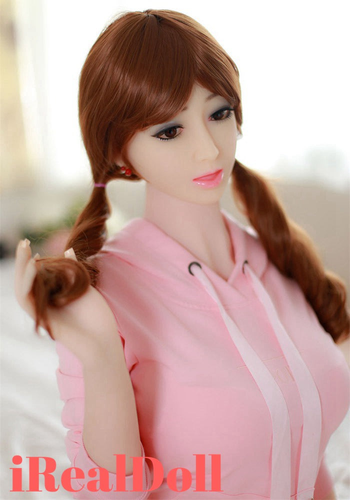 Natali 158cm C Cup Anime Sex Doll -irealdoll TPE love doll