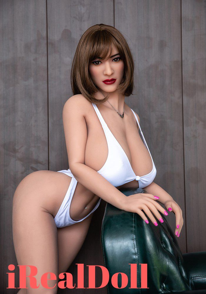 Vicky 158cm Big Boobs Sex Dolls -irealdoll TPE love doll