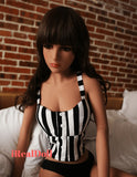 Destiny 155cm A Cup Mini Sex Doll -irealdoll TPE love doll