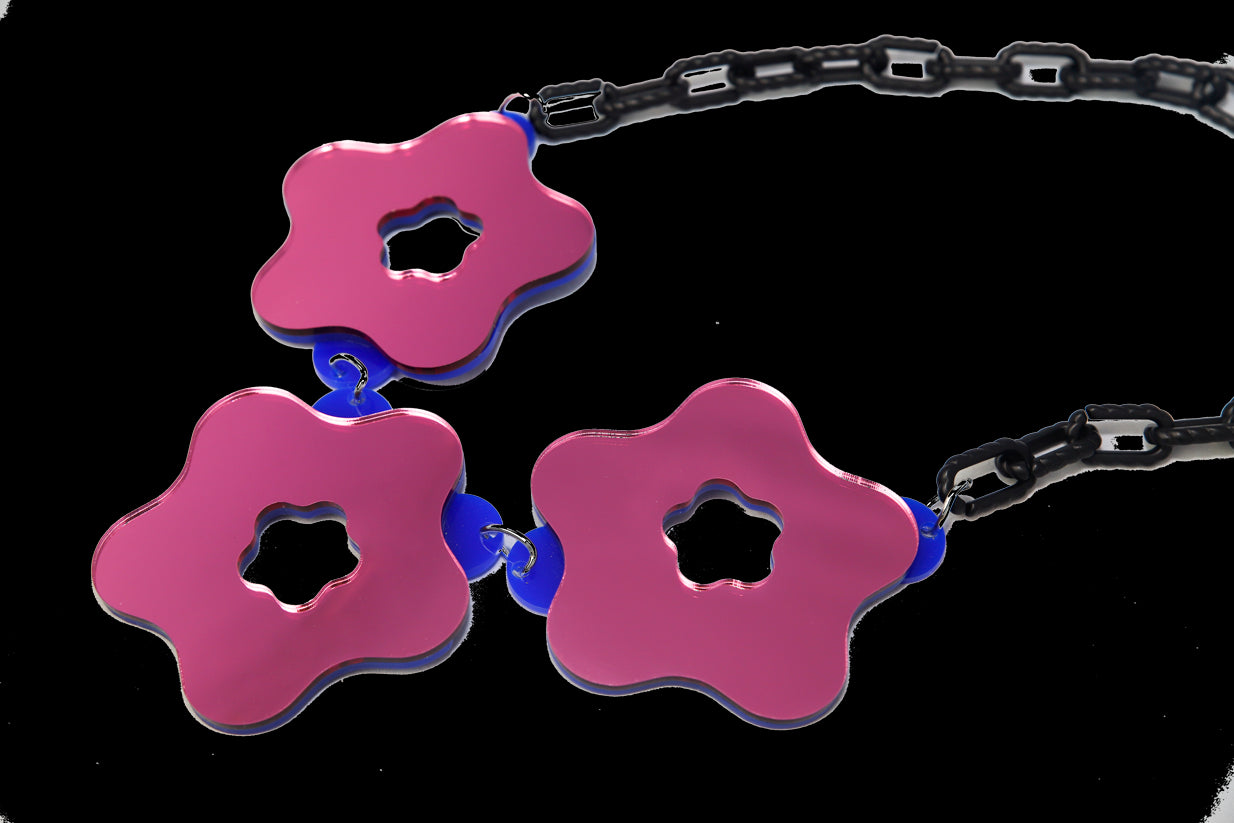 BIG BLOSSOM NECKLACE