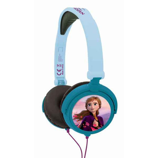 Headphones with Headband Lexibook Disney HP010FZ Blue (Refurbished B)